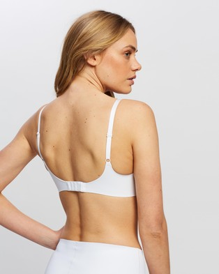 Bendon Contour Spacer Bra - Underwire Bras (White)