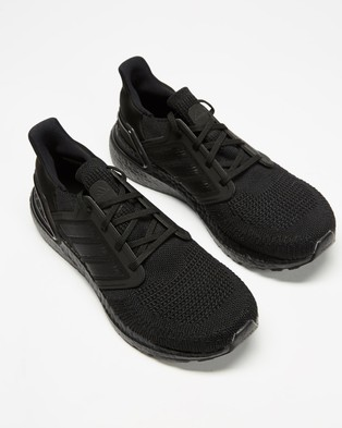 adidas Performance UltraBOOST 20   Women's Running Shoes - Performance Shoes (Core Black & Solar Red)