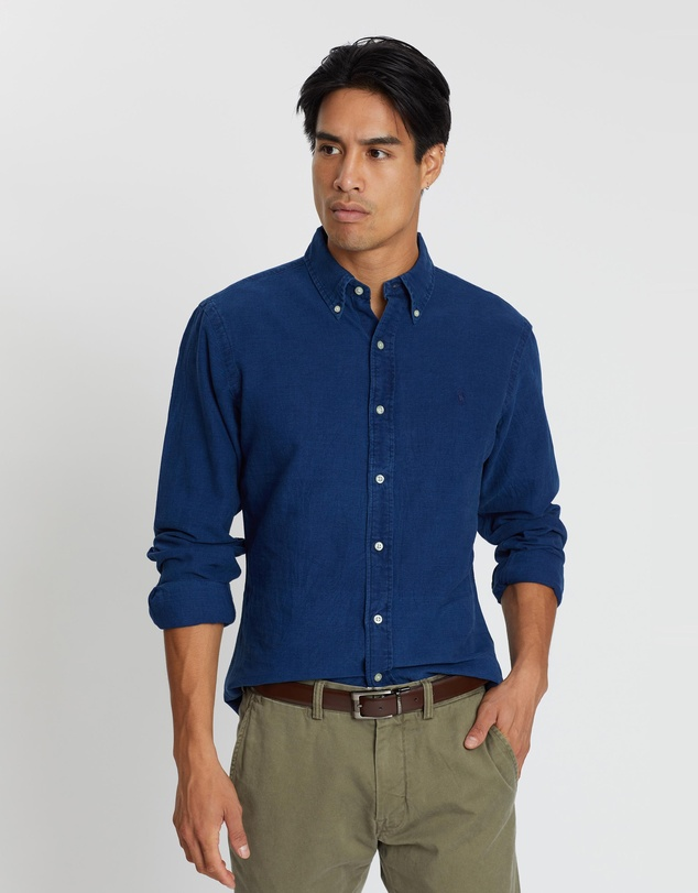 Polo Ralph Lauren - Slim Fit Oxford Sport Shirt