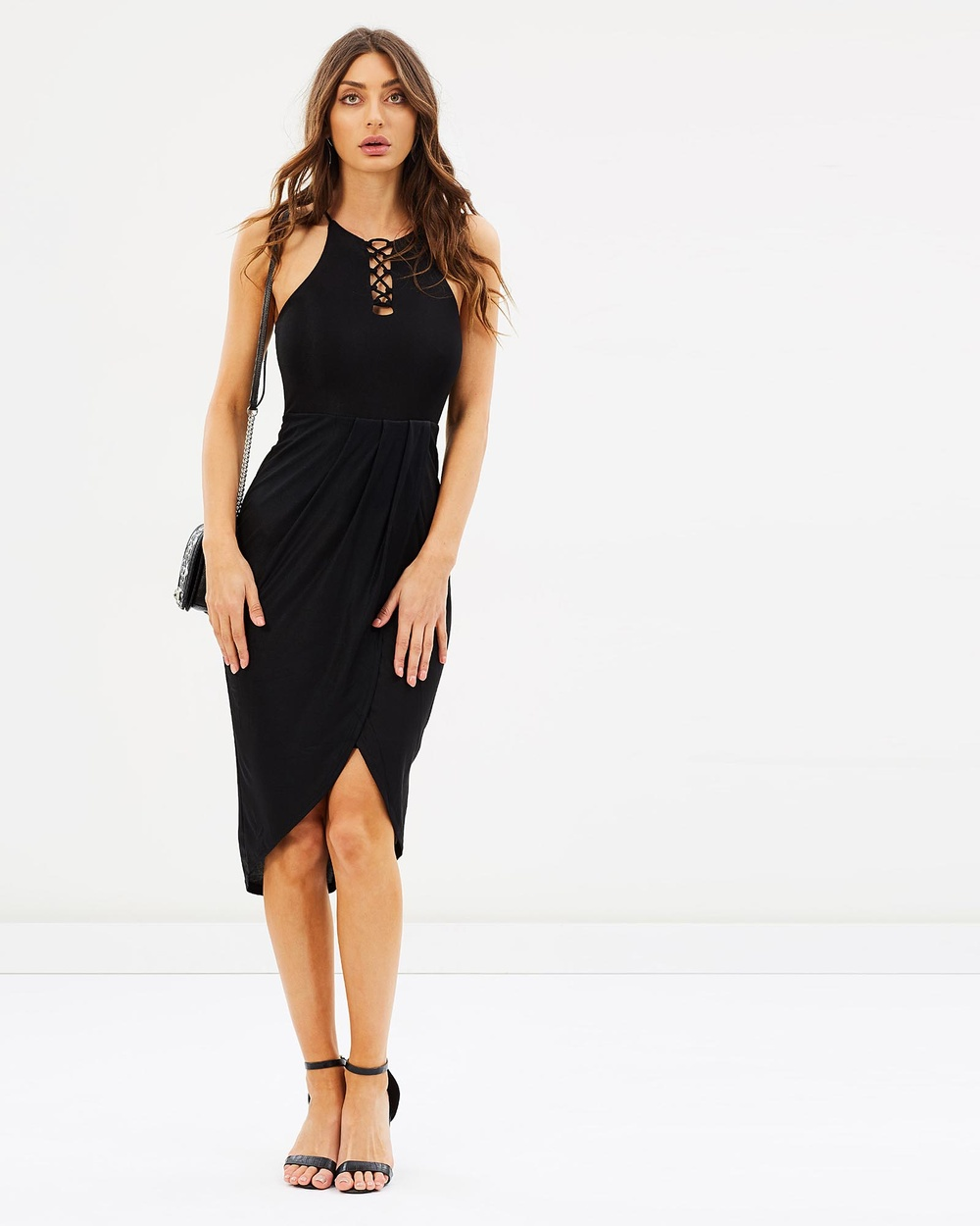 Fresh Soul Lyrical Dress Dresses Black Lyrical Dress