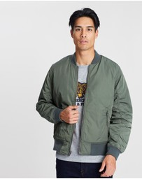 Abercrombie & Fitch - Reversible Bomber Jacket