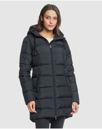 Roxy - Womens Southern Nights Longline Puffer Jacket