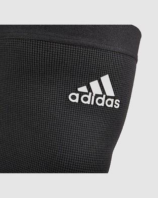 Adidas - Adidas Performance Climacool Knee Support - Training Equipment (Black) Adidas Performance Climacool Knee Support