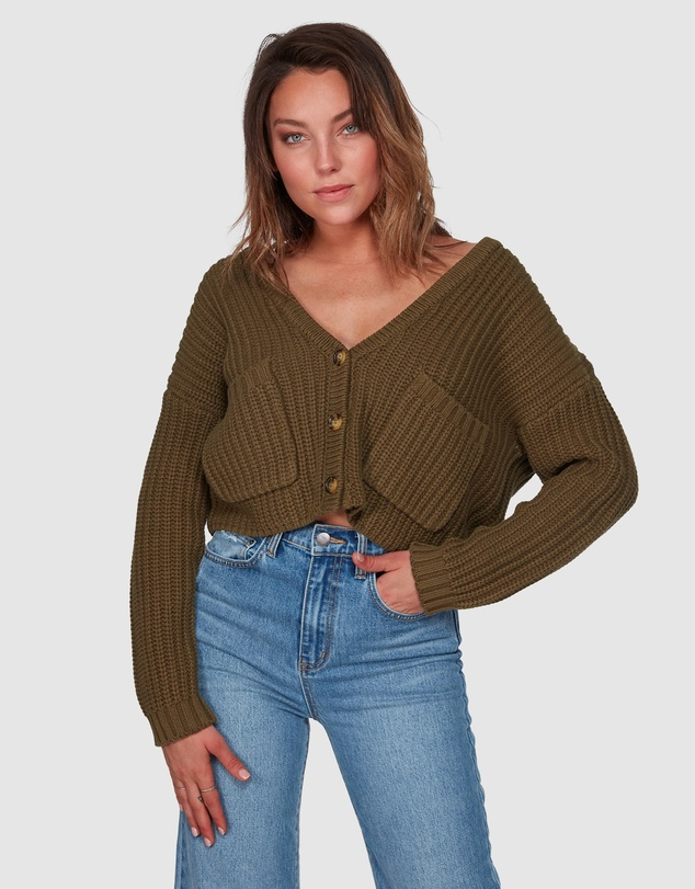 Billabong - Cali Nights Cardigan