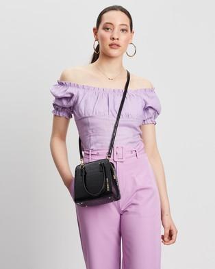 Poppy Lissiman - Crikey BB - Handbags (Black) Crikey BB