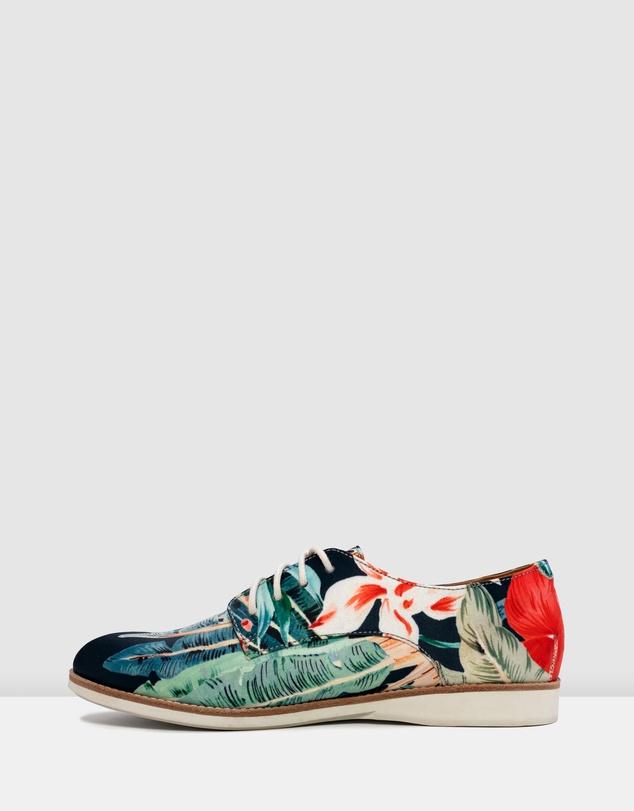 Women Derby Shoes