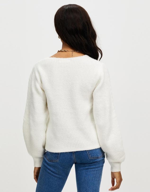 Women Frunchi Sweater