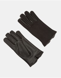 Oxford - ELLIS WOOL AND LEATHER GLOVE