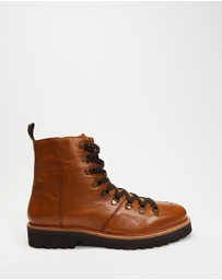Double Oak Mills - Nevis Leather Boots