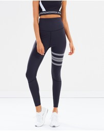 Jaggad - Equilibrium High Waist Compression Tights