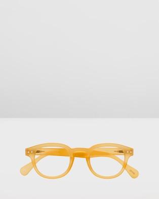 IZIPIZI Reading Collection C - Optical (Yellow)