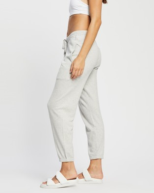 Assembly Label Cotton Cashmere Lounge Pants - Clothing (Grey Marle)