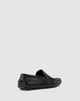 Brando Colyn Driving Shoes - Casual Shoes (Black-900)