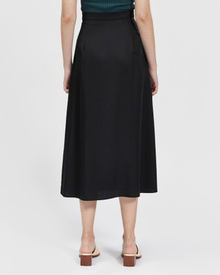 bul Bass Skirt - Skirts (Black)