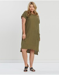 Advocado Plus - Lola Slouch Dress