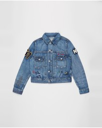 Polo Ralph Lauren - Tiger Denim Jacket - Teens