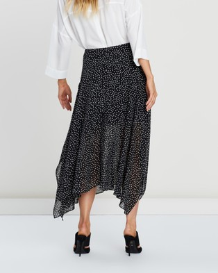 Faye Black Label Mademoiselle Skirt - Skirts (Black)
