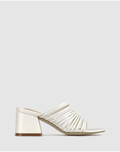 Betts - Polly Strappy Block Heel Sandals