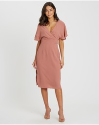 Tussah - Bali Midi Dress