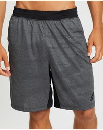 adidas Performance - 4KRFT Winterized Embossed 9-Inch Shorts