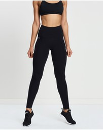 Brasilfit - High-Waisted Full-Length Supplex Leggings