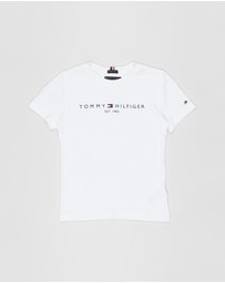 Tommy Hilfiger - Essential SS Tee - Teens