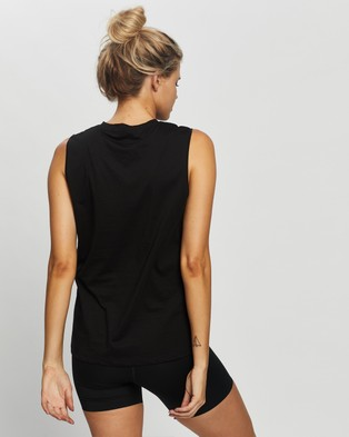 Nimble Activewear Classic Muscle Tank - Muscle Tops (Black)