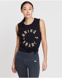 Running Bare - Easy Rider Muscle Tank