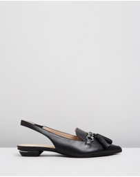 Jo Mercer - Clarity Dress Flats