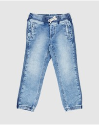 babyGap - Superdenim Joggers with Fantastiflex - Kids