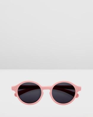 IZIPIZI Sun Kids Plus Collection - Sunglasses (Pink)
