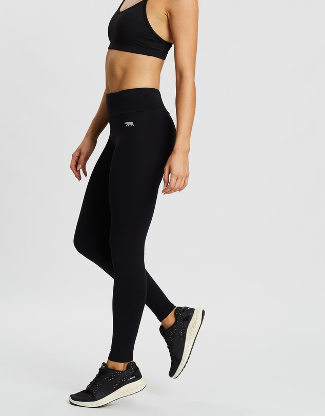 Running Bare - High-Rise Full-Length Tights