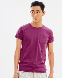 Scotch & Soda - Garment Dyed TShirt