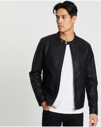Jack & Jones - New Originals Biker Jacket