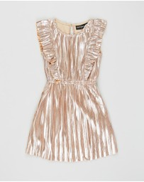 Rock Your Kid - Shimmer Dress - Kids-Teens