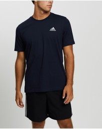 adidas Performance - Essentials Embroidered Small Logo Tee