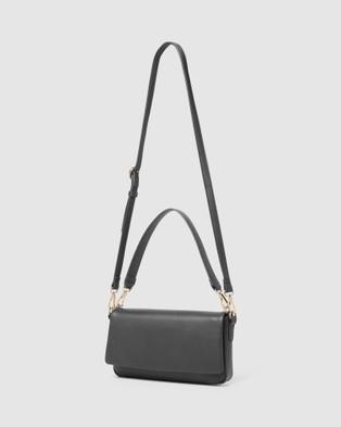 Forever New Ava Shoulder Bag - Bags (Black)