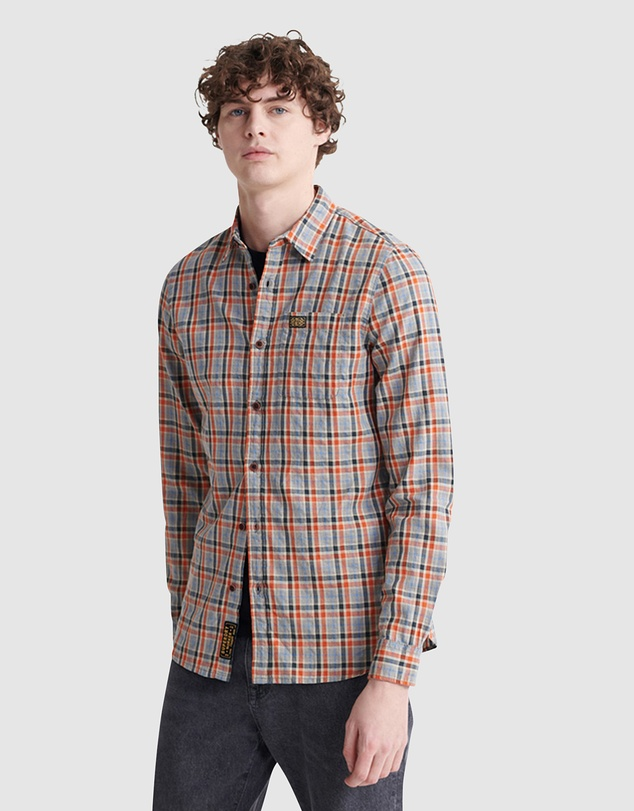 Superdry - Workwear Lite Long Sleeve Shirt