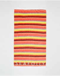 Seafolly - Baja Stripe Towel