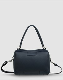 Status Anxiety - Don't Ask Bag - Navy Blue