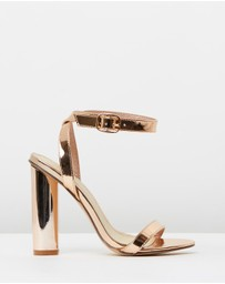ICONIC EXCLUSIVE - Suzie Block Heels
