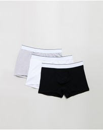 Staple Superior - 3-Pack Classic Stretch Trunks