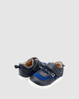 Old Soles Cruzin Lo - Sneakers (Navy/Cobalt)