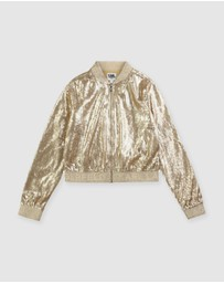 Karl Lagerfeld - Jacket - Kids-Teens