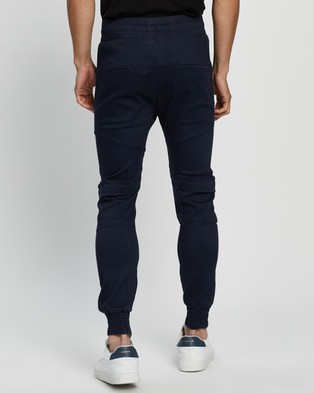 Commune Jogger Pants - Pants (Navy)