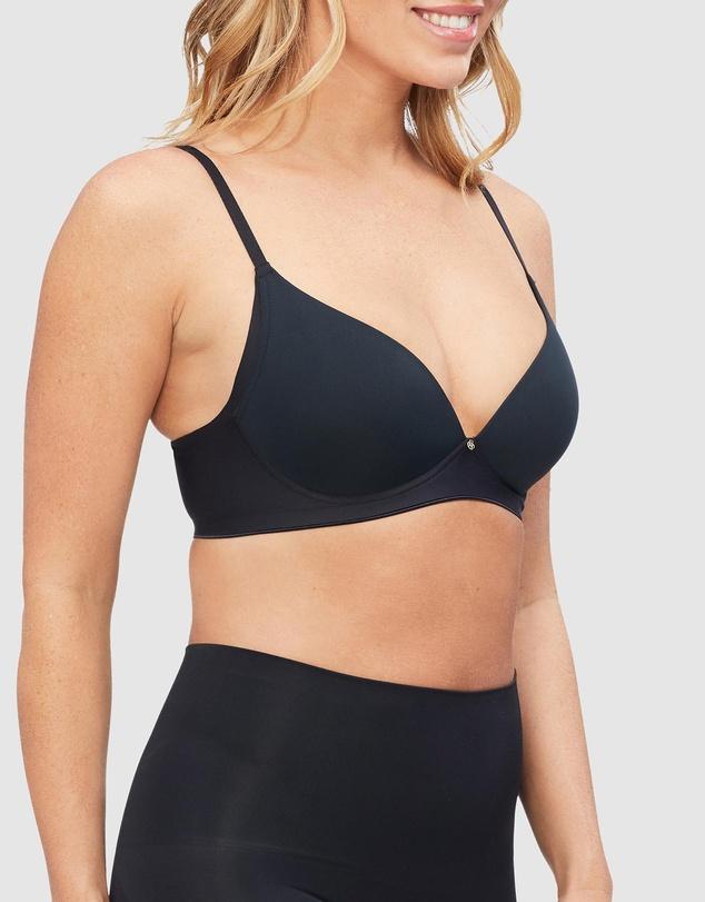 Women Body Fusion Wire-Free Contour Bra