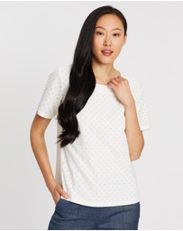 Marcs - Cubic Lace Tee
