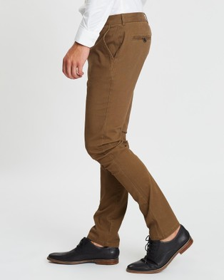 3 Wise Men Charlie Chinos - Pants (Khaki)