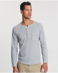 Beach Thermal Henley