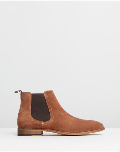 Double Oak Mills - Gordon II Leather Gusset Boots